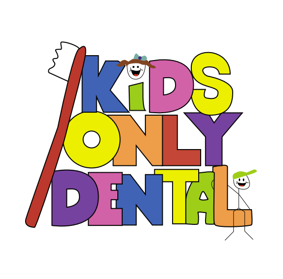 Kid Only Dental Logo
