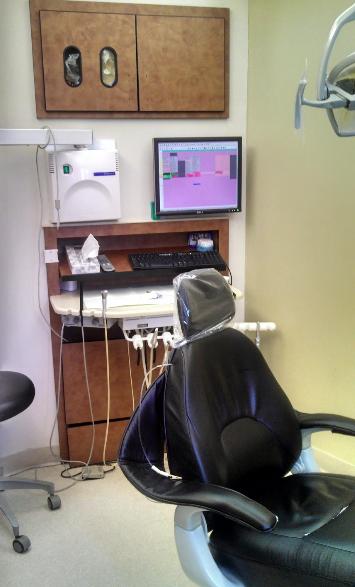 Preferred Dental Care Work Area