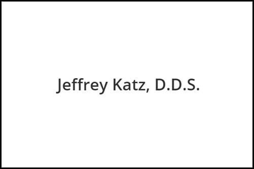 Jeffrey Katz, D.D.S. Logo